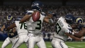 Madden 13 Seattle Seahawks Rookie QB Russell Wilson