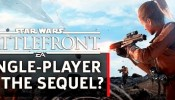 EA Basically Confirms Star Wars: Battlefront 2 Single-Player - GS News Update