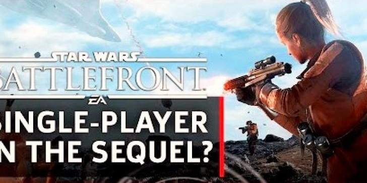 'Star Wars: Battlefront 2' Latest News & Update: 'Star Wars: Battlefront' Has Single-Player Mode; 'Star Wars: 1313' Discontinued