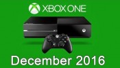 XBOX ONE Free Games - December 2016