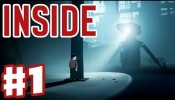Inside - Gameplay Walkthrough Part 1 - Playdead's Inside (Indie Game for Xbox One and PC)