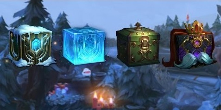 'League Of Legends: Snowdown Showdown' Tricks, Tips & Latest Update: How To Use Snowdown Sweets; Hextech Crafting To Get Icons, Skins
