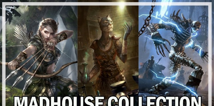 'The Elder Scrolls: Legends' Latest News & Update: 'Chaos Arena' & Madhouse Collection Extended!