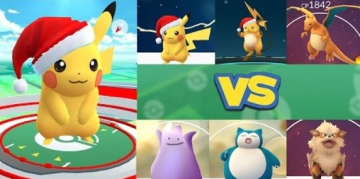 'Pokemon Go' Latest News & Update: Christmas Update Schedule Released, Two Sets Of Gen 2 Pokemon Arriving On December 25 [Reports]