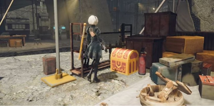 'Nier Automata' Release Date, News & Update: Easter Eggs During The New Trailer Reveals Weapon From Previous Square Enix RPG Games