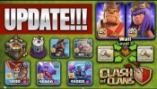 CLASH OF CLANS WINTER UPDATE IS HERE! (All Changes)