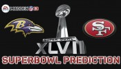 EA Sports Super Bowl Prediction