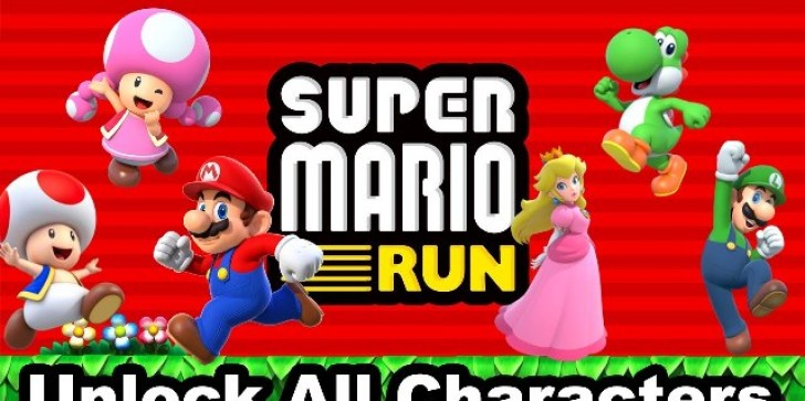 'Super Mario Run' Latest News & Update: Guide On How To Unlock Luigi, Princess Peach, Yoshi, Toad & Toadette
