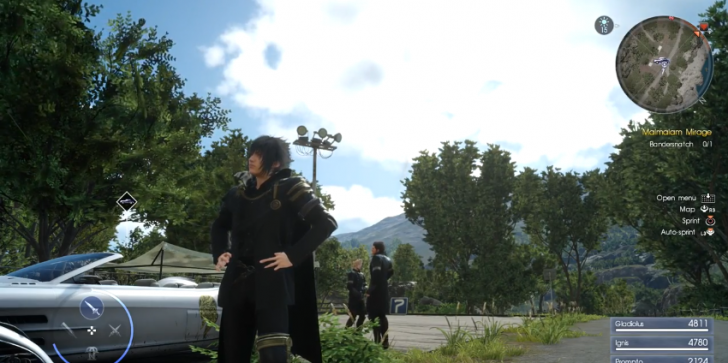 'Final Fantasy XV' Guide: How to Change Noctis' Outfit to Upgrade Player Stats