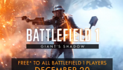 Giant's Shadow Trailer & Release Date | Battlefield 1 DLC