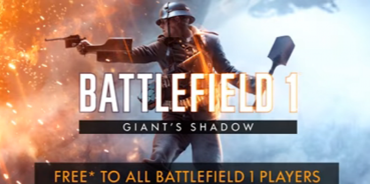 'Battlefield 1' Latest News & Update: Giant's Shadow DLC Features 3 Close Quarter, Ranged Combat Zones
