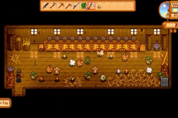 Gamenguide I got dinosaur egg spring, year 1 and just now, ancient seed on summer, year 1. gamenguide