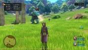 PS4版、ニンテンドー3DS版『ドラゴンクエストXI 過ぎ去りし時を求めて』実機映像