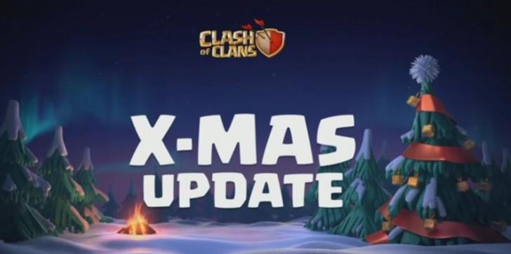 'Clash of Clans' Christmas Update Bringing A Lot Of Winter-Themed Ice Characters & Much More