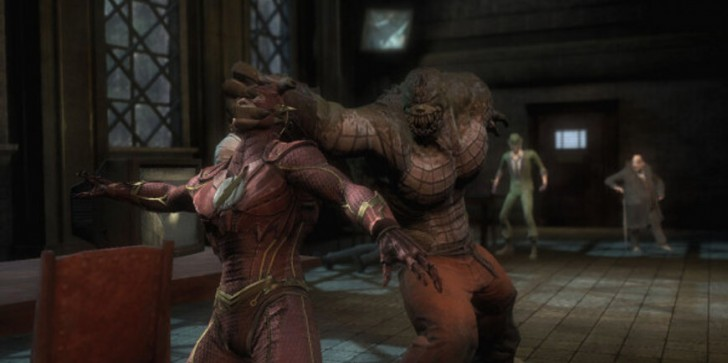 Killer Croc is the Latest Addition to Injustice: Gods Among Us