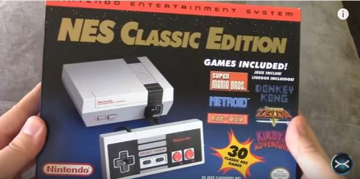 Nintendo NES Classic Edition Latest News & Update: One Of The Most-Sought Game Console Now On Amazon Prime, & It's On Sale!