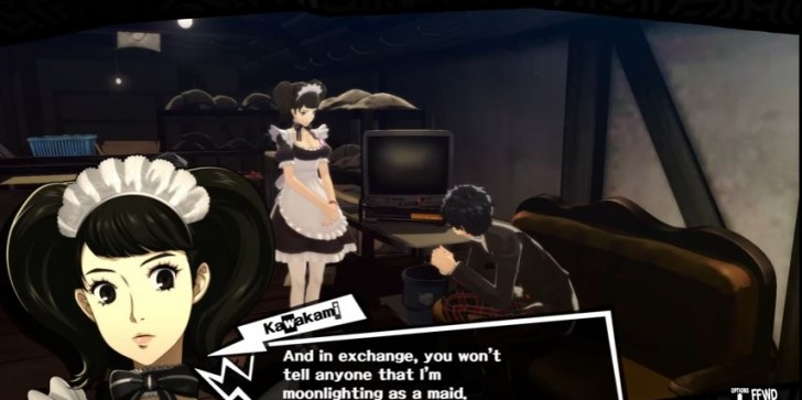 'Persona 5' Release Date, News & Update: New Set of Confidants/Cooperation Revealed by Atlus
