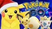 Pokemon GO Gen 2 Has Arrived! Christmas Event ( Santa Hat Pikachu ) Togepi in Eggs