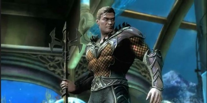 Aquaman and Shazam Join Injustice: Gods Among Us Roster [TRAILER]