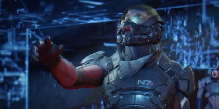 'Mass Effect: Andromeda' Screenshots Focuses On Volcanic Planet; CES 2017 Trailer Reveals Combat, Skills