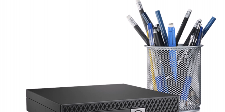 Dell News & Update:  Small But Powerful OptiPlex 7040 Micro PC with Intel® Unite™