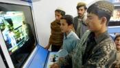 Afghan Man Prays