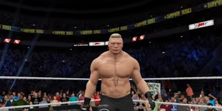 'WWE 2K17' Bumper Patch Carries Future Stars DLC Pack Support & More; Find Out The Improvements Here