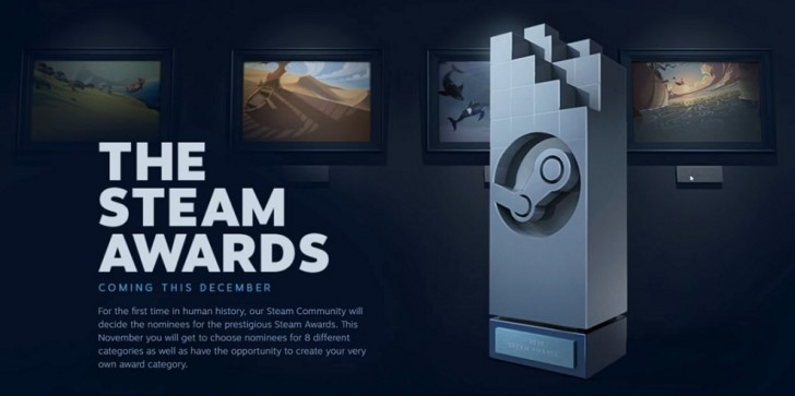Steam Winter Sale, Awards Voting Date Starts Tomorrow
