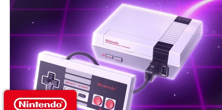 NES Classic Edition Will Have Bluetooth Controllers For Long-Ranged Experience