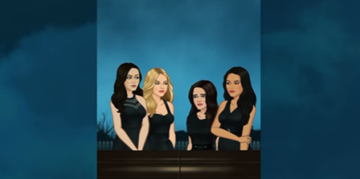 'Pretty Little Liars' Game News & Update: Episode Interactive Launches PLL-Inspired Game; Solve the Mystery Today!