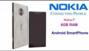 ✿✿ Nokia 'P' smartphone running on Snapdragon 835 ✿ 6GB RAM ✿