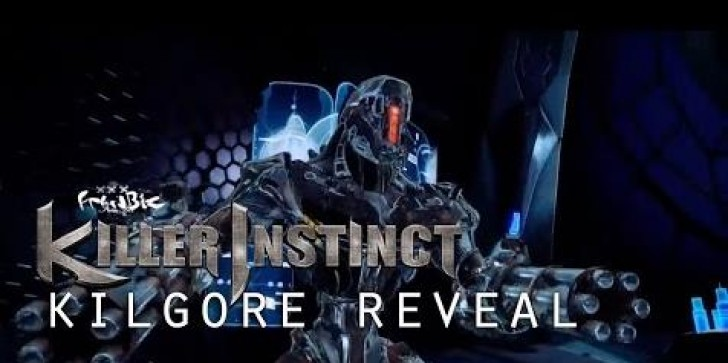 'Killer Instinct' In Upbeat; A Cyborg With Miniguns Character To Be Introduced!