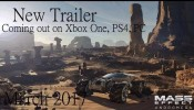 MASS EFFECT ANDROMEDA Official NEW Trailer - E3 - Coming March 2017 - Xbox One, PS4 & PC