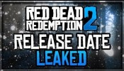 Red Dead Redemption 2 Release Date Leaked - RDR 2 Release Leaked By Store? (Red Dead Redemption 2)