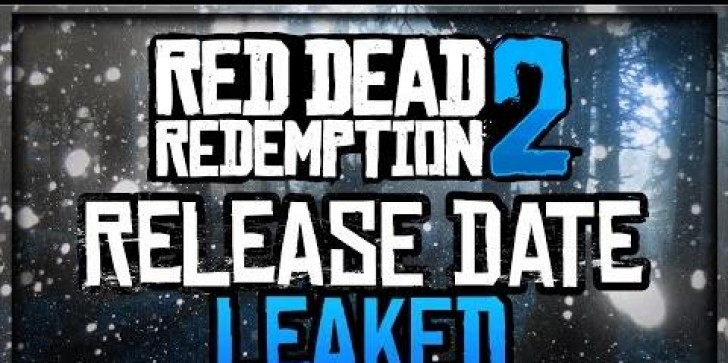 'Red Dead Redemption 2' Release Date Accidentally Exposed!