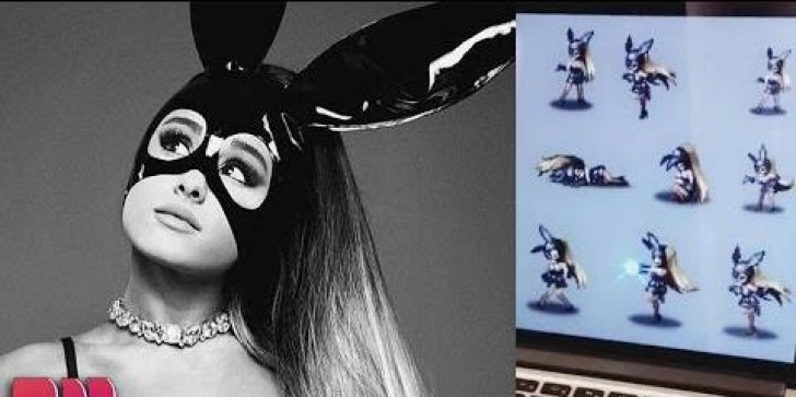 Ariana Grande Now Playable In 'Final Fantasy' Mobile Game; Here's How To Get Her Character
