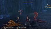 Tales of Berseria - Fighting a Boss Demon Gameplay