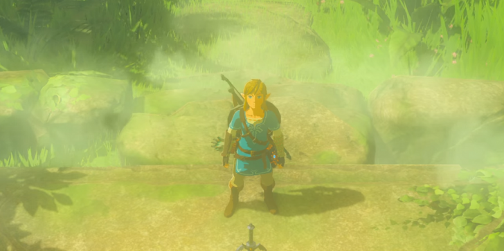 'The Legend Of Zelda: Breath Of The Wild' New Details And Gameplay Information