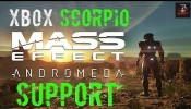 Bioware Talk Mass Effect Andromeda Xbox Scorpio Support.