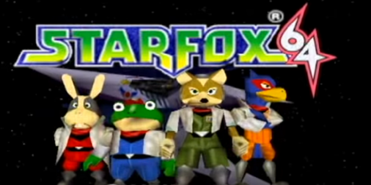 'Star Fox 64': Already Available; More Details Here