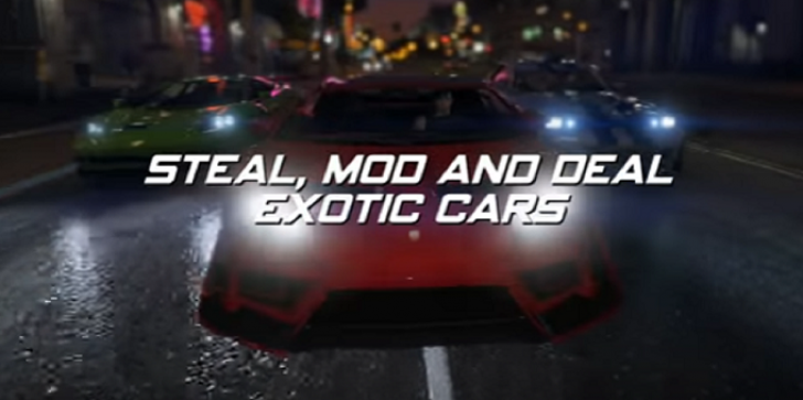 'GTA Online'; Details Here; New Car To Be Featured Same With James Bond