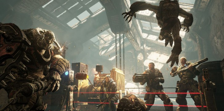 'Gears of War: Judgment' Survival Mode Is Meant to Replace Horde Mode, Unforunately