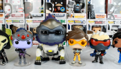 Overwatch Funko Pop Showcase [Complete Set]