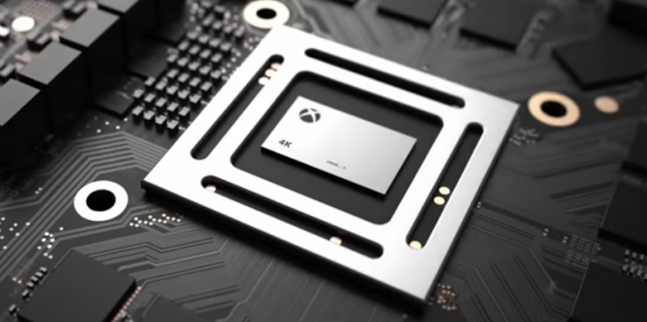 Latest Leaks Confirm Project Scorpio Details