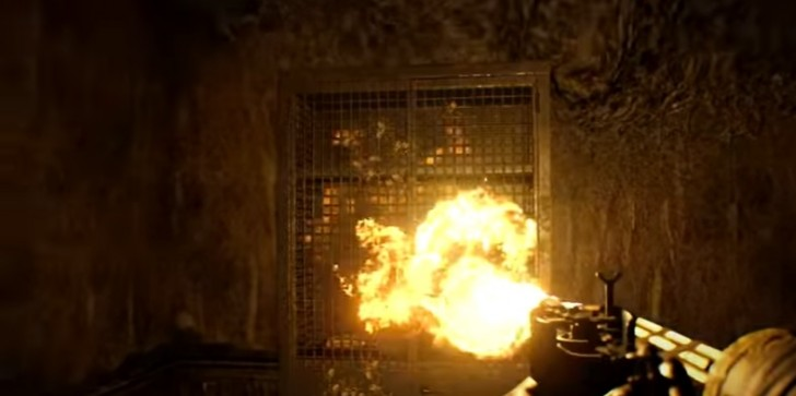 Resident Evil 7' Guide: How To Get The Flamethrower To Kill Bugs & Marguerite Baker