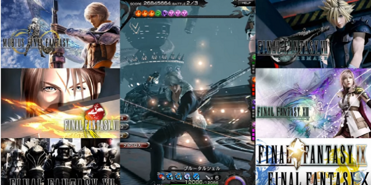 'Mobius Final Fantasy' Coming To Windows PC Soon;More Details Here