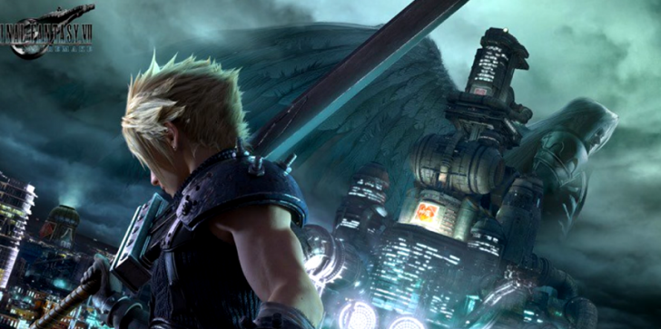 'Kingdom Hearts III' Tweets Homage To 'Final Fantasy VII'