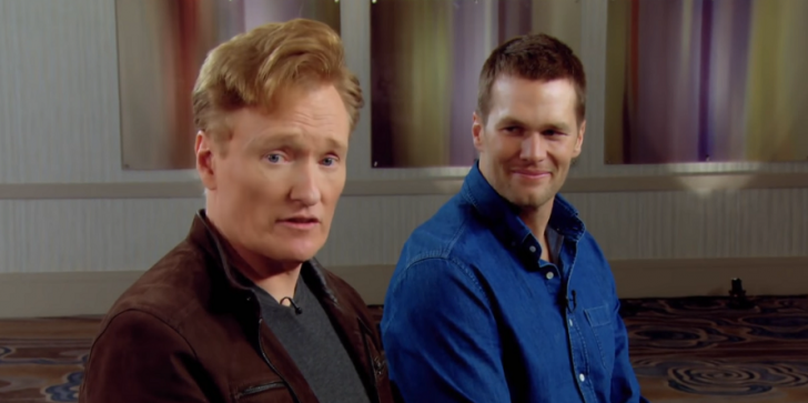 Tom Brady Plays 'For Honor' On Conan O'Brien's 'Clueless Gamer'