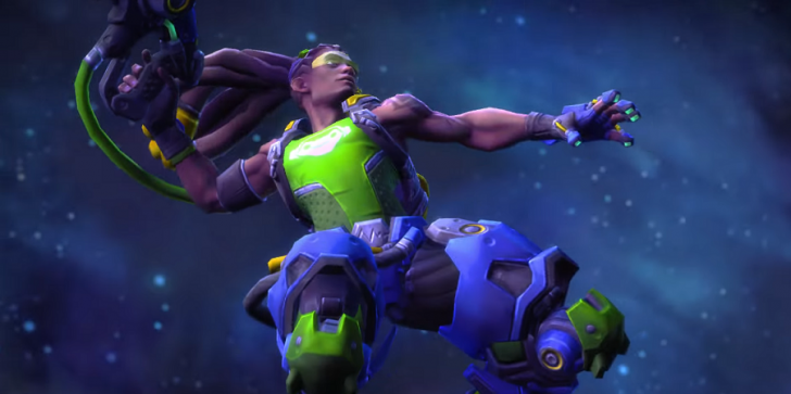'Heroes Of The Storm' Welcomes Lucio From 'Overwatch'