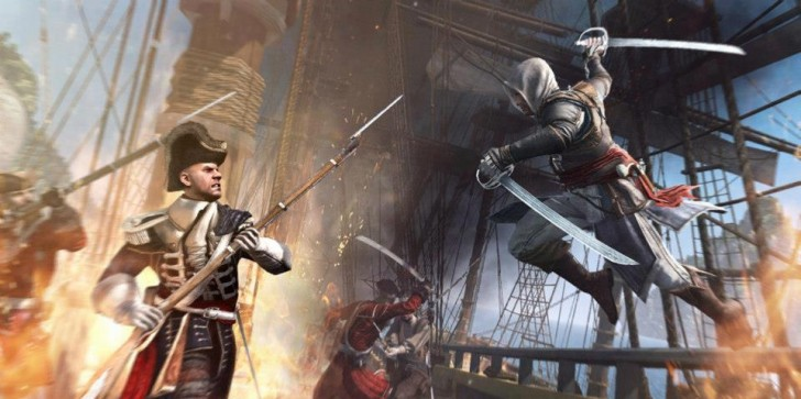 'Assassin's Creed 4: Black Flag' Will Release In October For PS4 and Next Xbox, Says Creative Director